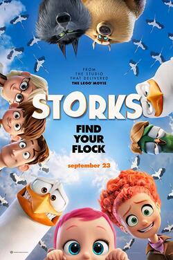 KS19: Storks poster