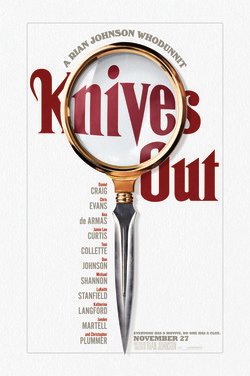 Knives Out - Early Access Screening poster