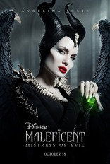 Movie Poster for Maleficent: The Mistress of Evil