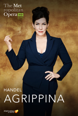 Metropolitan Opera: Agrippina movie poster