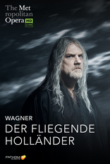 Metropolitan Opera: Der Fliegende Hollander movie poster