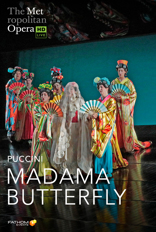 Metropolitan Opera: Madama Butterfly movie poster