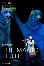 Metropolitan Opera: The Magic Flute movie poster