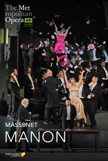 Metropolitan Opera: Manon movie poster