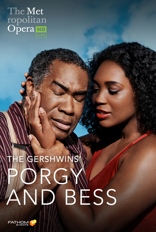 Metropolitan Opera: Porgy and Bess movie poster