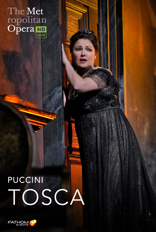 Metropolitan Opera: Tosca movie poster