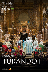 Metropolitan Opera: Turandot movie poster