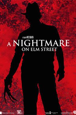 Nightmare On Elm Street 35th Anniversary poster