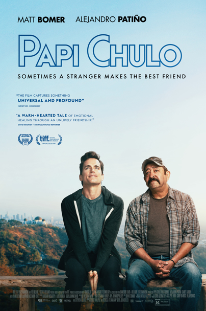 Papi Chulo poster