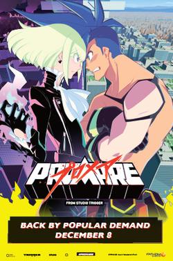 Promare (Redux) (Subtitled) poster