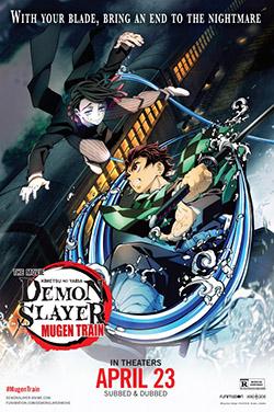 Demon Slayer the Movie: Mugen Train (Dubbed)