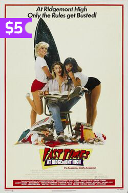 Phoebe Cates and Jennifer Jason Leigh in Fast Times at