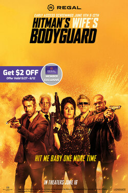 Hitman's Wife's Bodyguard - Early Access poster