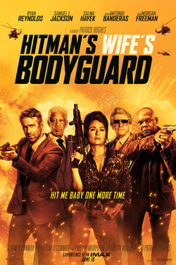 The Hitman's Wife's Bodyguard poster