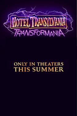 Hotel Transylvania: Transformania poster