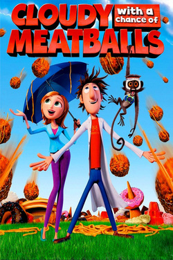 KS21: Cloudy With A Chance of Meatballs poster