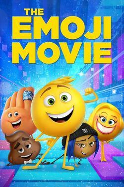 The KS21: Emoji Movie poster
