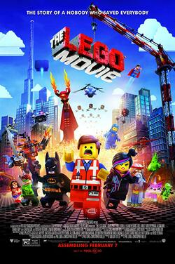 KS21: Lego Movie poster