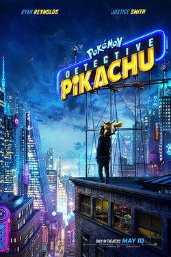 KS21: Pokemon Detective Pikachu poster