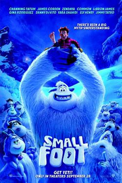 KS21: Smallfoot poster