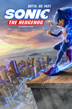 KS21: Sonic the Hedgehog poster