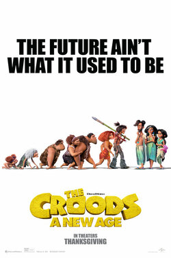 KS21: Croods: A New Age poster