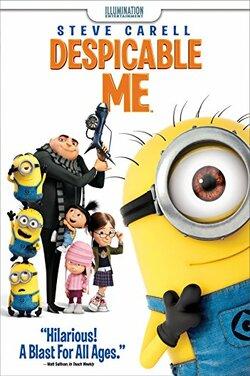 KS21: Despicable Me poster