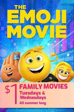 KS21: Emoji Movie poster