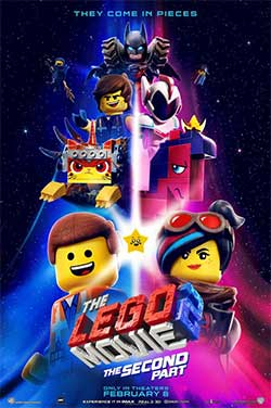 KS21: LEGO Movie 2: The Second Part poster