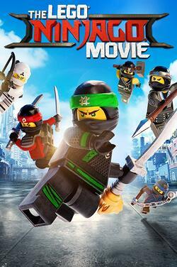 KS21: Lego Ninjago Movie poster