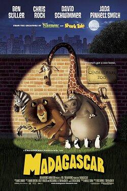 KS21: Madagascar poster