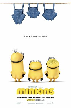 KS21: Minions poster