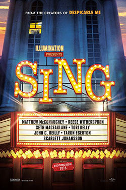 KS21: Sing poster
