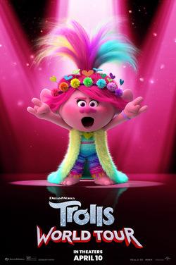 KS21: Trolls World Tour poster