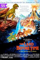 Land Before Time Movie Poster
