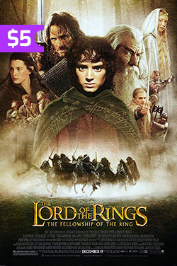Lord of Rings: Fellowship Ring-Ext Edit (Classics)