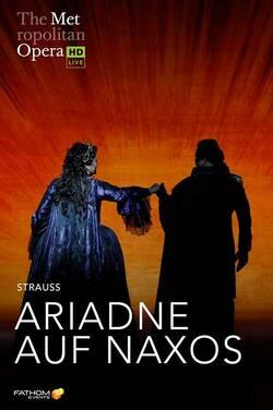 Met Op: Ariadne auf Naxos Encore (2022) poster