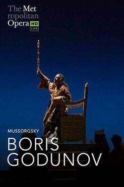 Met Op: Live in HD Boris Godunov (2021) poster