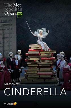 Met Op: Live in HD Cinderella (2022) poster