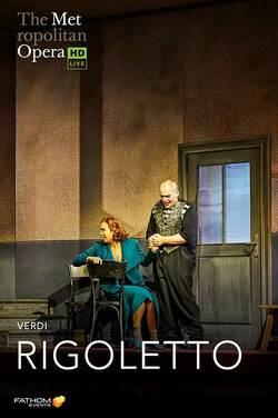 Met Op: Live in HD Rigoletto (2022) poster