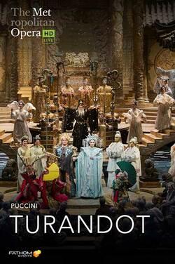 Met Op: Live in HD Turandot (2022) poster