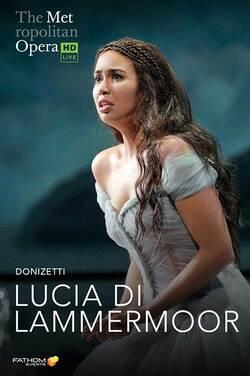Met Op: Lucia di Lammermoor Encore (2022) poster