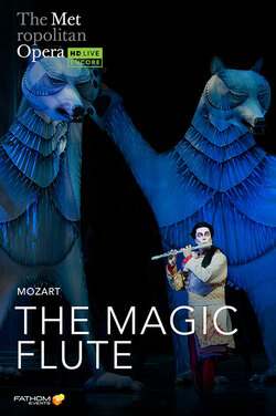 Met Op: Magic Flute Holiday Encore (2021) poster