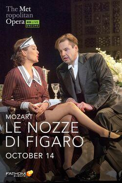Met Opera: Le Nozze di Figaro (2020 Encore) poster