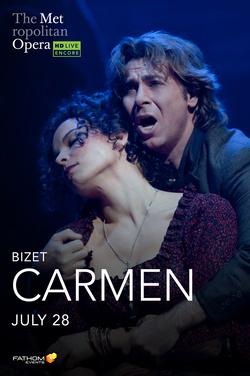 Met Summer Encore: Carmen (2021)