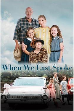 When We Last Spoke poster