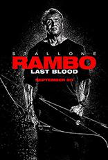 Rambo: Last Blood movie poster