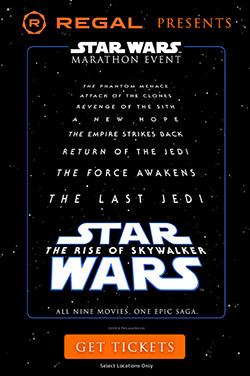 Star Wars - Marathon poster