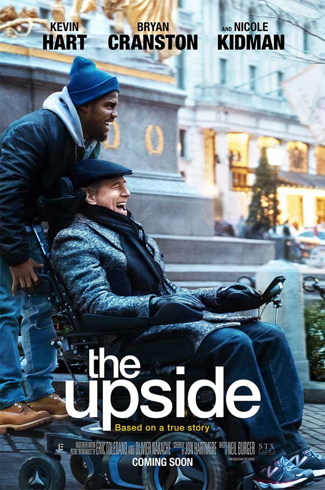 The Upside Book Tickets At Regal Theatres