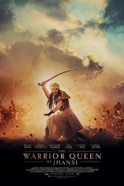 Warrior Queen of Jhansi poster
